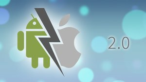 Android vs. Apple 2.0