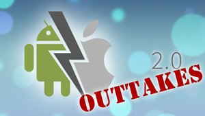 Android vs. Apple 2.0 - Outtakes