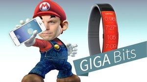 Super Mario fürs iPhone, Identitätsdiebstahl und die iWatch