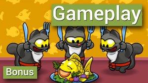 Android Gameplay Bonus - Flappy Doge und Ninja Cats