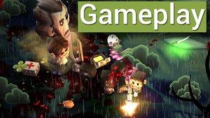 Android Gameplay: Minigore 2 und Martian War