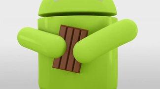 Android-Verteilung im November: KitKat wächst weiter