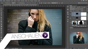 Photoshop Tutorial - Hintergrund austauschen