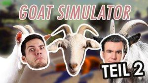 Goat Simulator - GIGA Gameplay - Teil 2