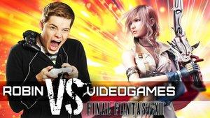 Robin VS Final Fantasy XIII