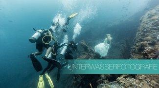 Unterwasserfotografie – Tauche ein, in die Fotos von Benjamin Von Wong