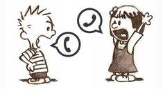 WhatsApp-Konversationen nerven