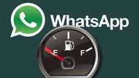 WhatsApp: Datenvolumen - Wieviel braucht man, wie verringert man es