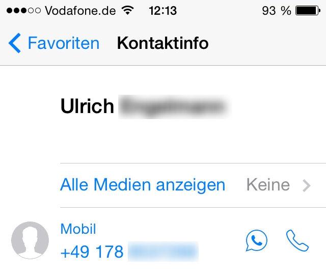 Darum Zeigt Whatsapp Keine Profilbilder An