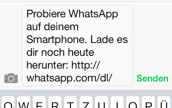whatsapp kontakte suchen