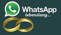 WhatsApp lebenslang kostenlos: Wie geht das?