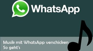 WhatsApp: Musik verschicken – so funktioniert es