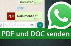 WhatsApp: Dateien aller Art...