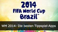 WM 2014: Die besten Tippspiel-Apps für Android
