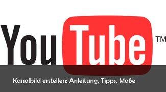 YouTube Kanalbild erstellen: Die richtige Größe und Tipps