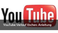 YouTube Verlauf löschen: Liste gesehener Videos und Suche leeren