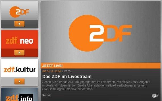 ZDF-Live-Stream geht nicht, springt oder ist überlastet? Das sind die Alternativen