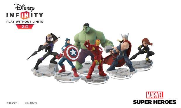 Disney Infinity 2.0: Marvel Collector's Edition speziell für PS-Plattformen (Trailer)