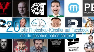 20 tolle Photoshop-Künstler auf Facebook, die du gesehen haben solltest!