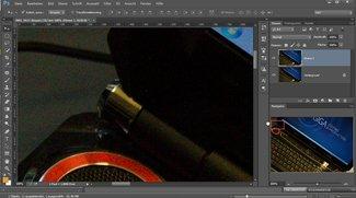 Photoshop Tutorial - Rauschreduzierung in Photoshop CC