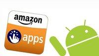 Amazon verschenkt Apps im Wert von knapp 130 Euro