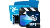 AnyMP4 MP3 Converter für den Mac