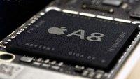 A8-Chip soll zwischen 2 und 2,6 GHz takten