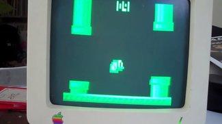 Flappy Bird auf dem Apple II (Video des Tages)