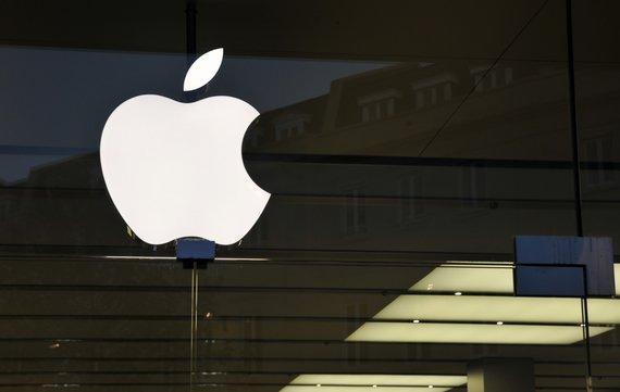 Apple-Aktie nähert sich Allzeithoch