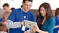 Apple Stores: Einheitliche T-Shirts für Mitarbeiter, Genius-Neuerungen