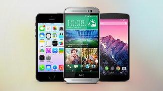 Die besten Smartphones 2014