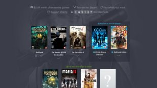 *Update* Humble 2K Bundle: BioShock & Co. im Angebot