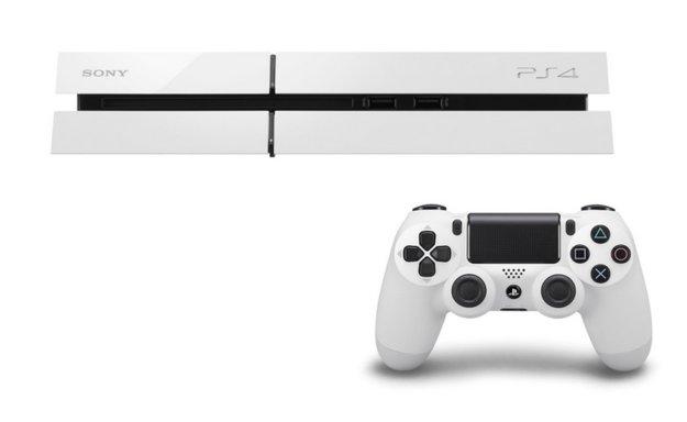 PlayStation 4: Weißes Modell auch ohne Destiny im Oktober - jetzt vorbestellen
