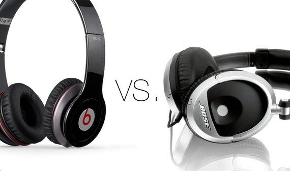 Wegen Noise-Cancelling: Bose verklagt Apple-Tocher Beats