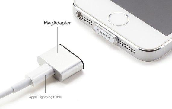 MagSafe fürs iPhone: Erfinder tüfteln an magnetischem Ladekabel
