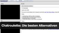 Chatroulette: Die besten Alternativen