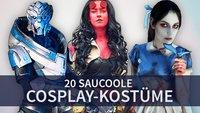 Kostümierte Leidenschaft: 20 saucoole Cosplays!