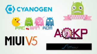 Android Custom-ROMs: Die besten im personalisierten Test