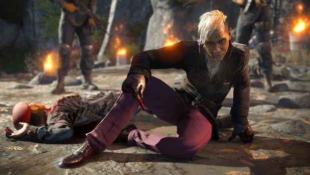 Far Cry 4: Der Open-World-Shooter ist vollgepackt mit Frauen