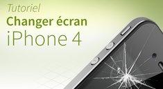 Tutoriel et FAQ de réparation écran iPhone 4