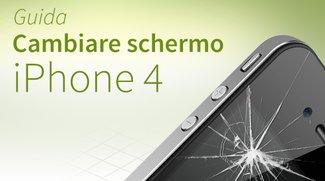 Tutorial e FAQ per la riparazione dello schermo di iPhone 4
