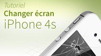 Tutoriel et FAQ de réparation écran iPhone 4s