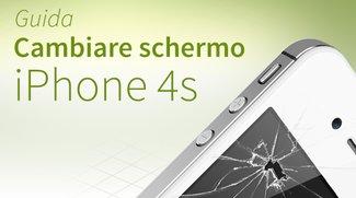 Tutorial e FAQ per la riparazione dello schermo di iPhone 4s