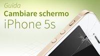Tutorial e FAQ per la riparazione dello schermo di iPhone 5s