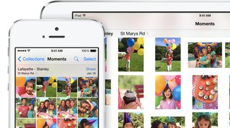 Fotos in iOS 8 ohne Journals, Diashows und Bücher