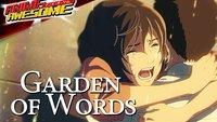 Anime Awesome: The Garden of Words - Fast zu schön, um wahr zu sein