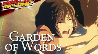 Anime Awesome: The Garden of Words - Fast zu schön, um wahr zu sein