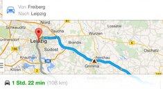 Navigation mit Google Maps, so geht's