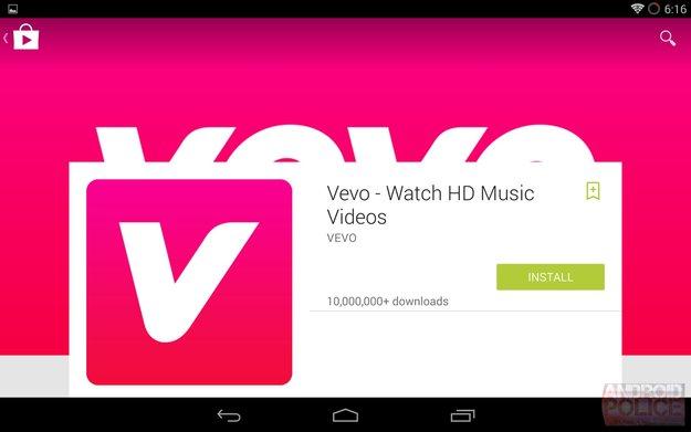 Google Play Store: Geleakte Screenshots zeigen Material Design-Optik
