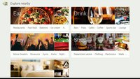 """Google Maps: """"Erkunden""""-Button zeigt Sehenswürdigkeiten und Gastronomie in der Nähe"""